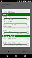 Screenshot of Beirut Electricity Cut Off
