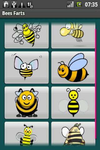Bees Farts aka fart machine