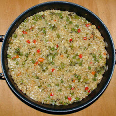 Vegetable Orzo Side Dish