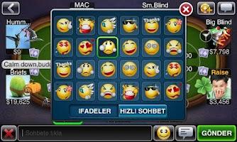 Screenshot of Texas HoldEm Poker Deluxe TR