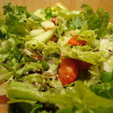 Strawberry Romaine Salad