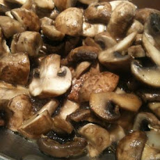 Honey Roasted Balsamic Mushrooms