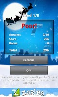 Screenshot of Big Brain Quiz FREE