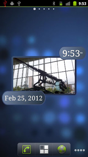 Photo Frame Clock 2