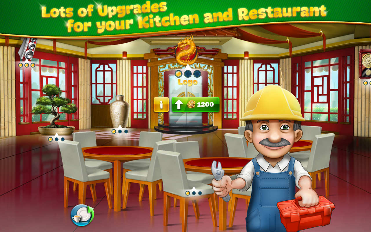 Cooking Fever Screenshot 4