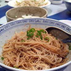 Weight Watchers Cold Sesame Noodles