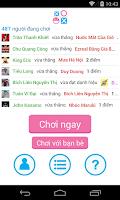 Screenshot of Cờ Caro