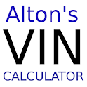 Alton's VIN Calculator icon