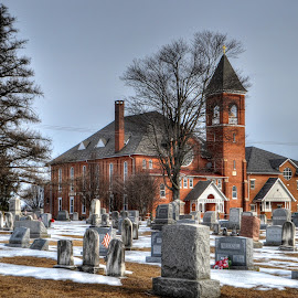 Union Presbyterian Church by Mike Roth - Buildings & Architecture Places of Worship