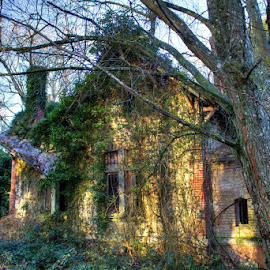 Home abandoned by Cyril Ploton - Buildings & Architecture Homes ( home scared abandoned )