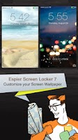 Screenshot of Espier Screen Locker 7 Pro