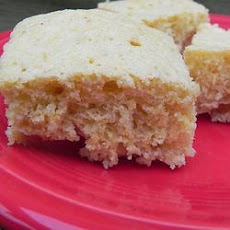 Five Minute Microwave Cornbread