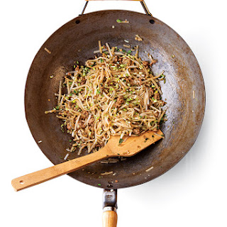 Stir-Fried Breakfast Noodles