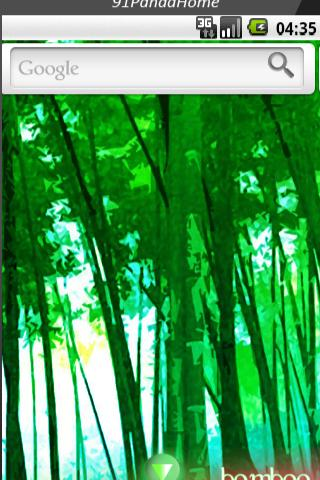 Bamboo Color - Theme
