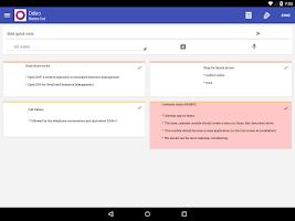 Screenshot of Odoo Mobile