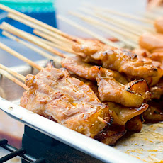 Thai Grilled Pork Recipe