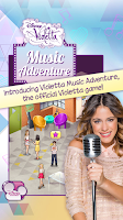 Screenshot of Violetta Music Adventure