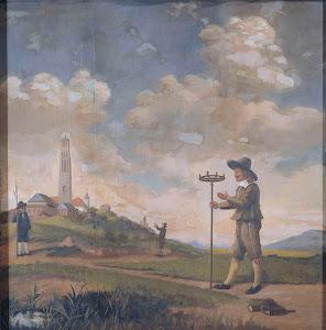 RIJKS: anoniem: painting 1674