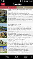 Screenshot of English Heritage Days Out
