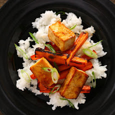 Basic Asian Broiled Tofu