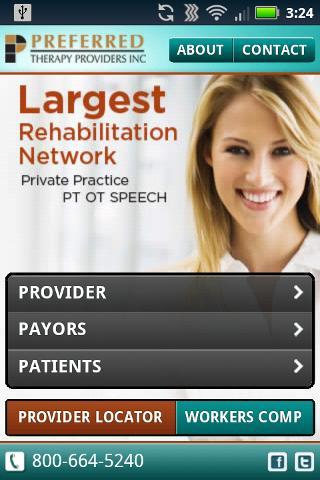 Preferred Therapy Providers