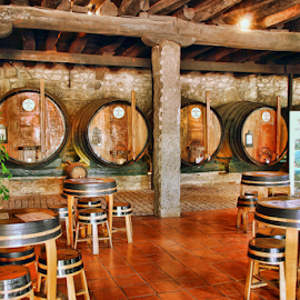 Port Winw Cellars - Taste room by Antonio Amen - Buildings & Architecture Other Interior