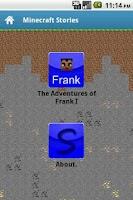 Screenshot of Minecraft Stories