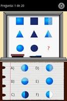 Screenshot of Lógica - Logic Test