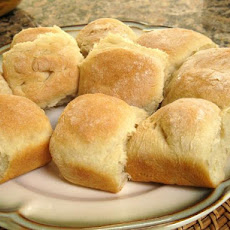 Bread Machine Dinner Rolls