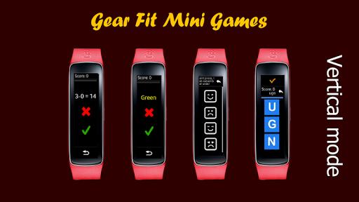 Gear Fit Mini Games - screenshot