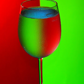 Colored by Sanjib Paul - Artistic Objects Glass ( food, alcohol, drink, glass, artistic objects )