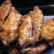 Vietnamese Barbecued Chicken Wings - Canh Ga Nuong