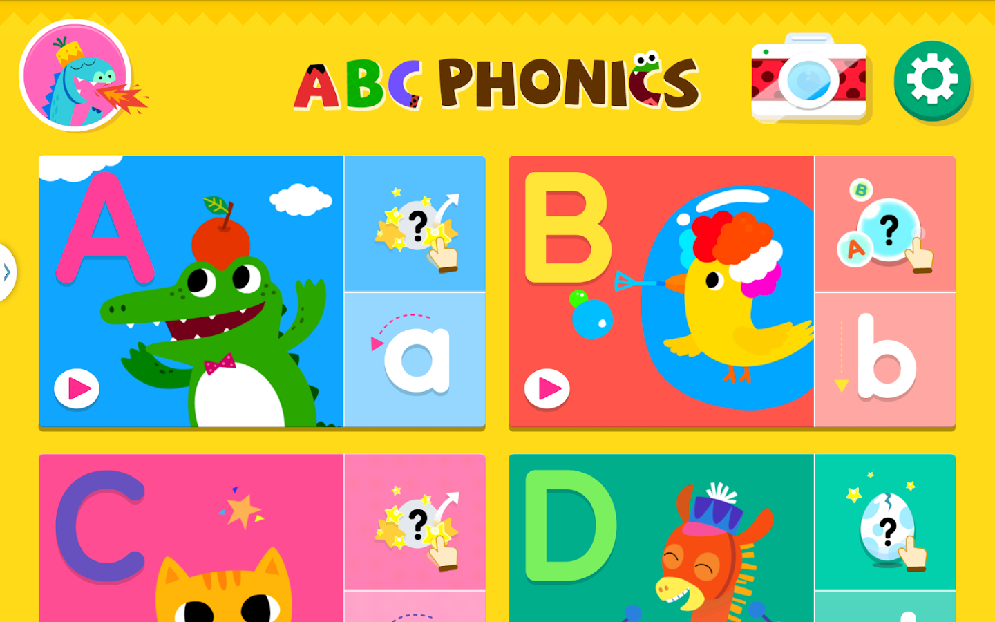 ABC Phonics Screenshot 13