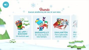 Screenshot of Branäsappen