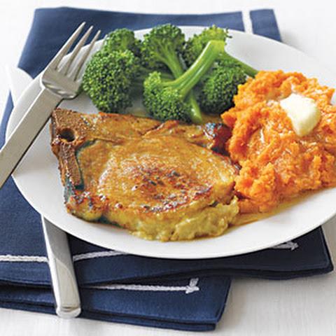 Pork chop side dish recipes