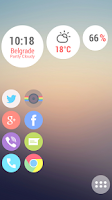 Screenshot of Pastelus - Pastel Widgets