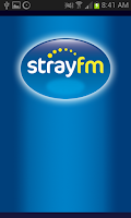 Screenshot of Stray FM