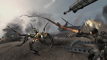 Screenshot of Edge of Tomorrow Game