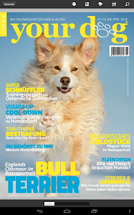 your dog - epaper - screenshot