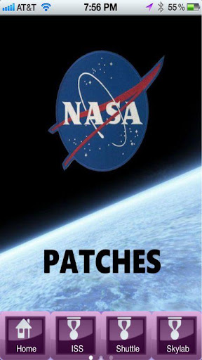 【免費書籍App】NASA Patches-APP點子