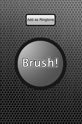 Brushing Teeth Sound