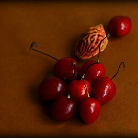 The Insect by Prasanta Das - Food & Drink Fruits & Vegetables ( composition, insect )