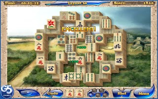 Screenshot of Mahjong Artifacts®