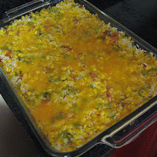 Biram Ruz - Egyptian Rice Casserole