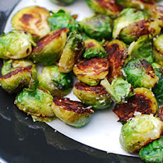 Golden Brussels Sprouts