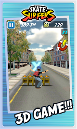 Skate Surfers Free Apk Download Free for PC, smart TV