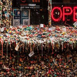 Open by Matthew Kuiper - City,  Street & Park  Street Scenes ( Urban, City, Lifestyle )