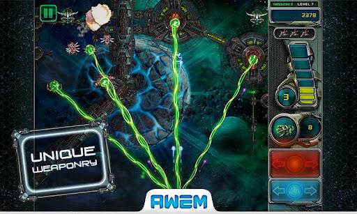 Star Defender 3 - screenshot