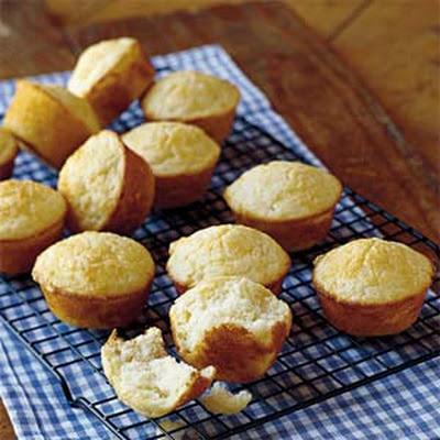 Parmesan Cheese Muffins