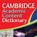 Cambridge Academic Content TR icon